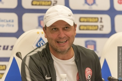 Ігор Бурбас: «Хочу перепросити у Вернидуба, що зірвав солідний контракт з «Кайратом»
