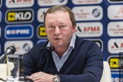 Владимир Шаран: «В основное время кубкового матча сыграли с «Динамо» вничью. Почему бы не повторить это в чемпионате?»