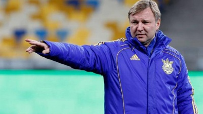 Олег Саленко назвав тренерів, які можуть замінити Сергія Реброва
