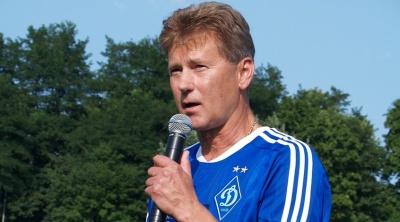 Леонід Буряк: «З часом Супряга стане для «Динамо» дуже хорошим футболістом»