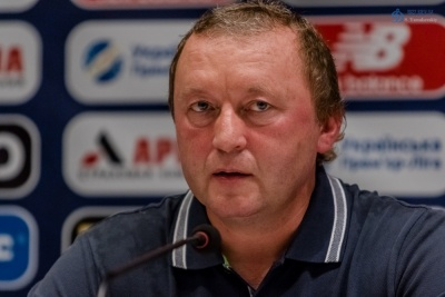 Как Владимир Шаран стал тренером года