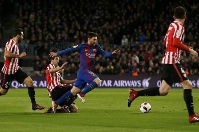 «Барселона» - «Атлетік»: прогноз Роберто Моралеса