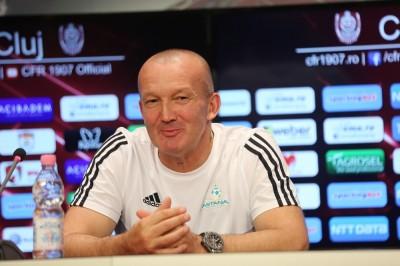 Григорчук висунув сувору вимогу до клубів, в яких готовий продовжити тренерську кар'єру