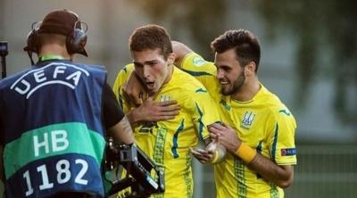 Гол Цитаишвили не помог сборной Украине взять 3 очка в матче элит-раунда ЕВРО-2019 с сербами