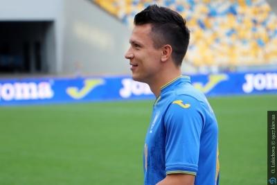 Коноплянка: «Як би добре не грала Україна, Ракицького все одно не вистачає»