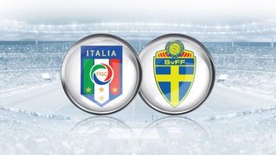 Італія - Швеція: прогноз букмекерів