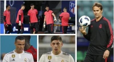 «Реал» за 10 днів до закриття трансферного вікна: Лунін піде через Наваса, проблема з бразильцем, 120 млн за «дев'ятку»