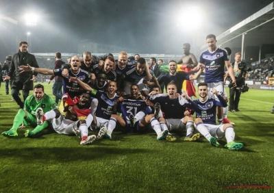 Теодорчик забиває, «Андерлехт» стає чемпіоном