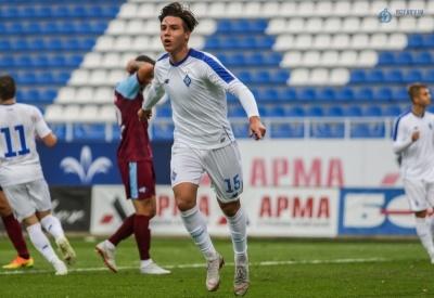 Хавбека «Динамо» назвали самым перспективным в Восточной Европе
