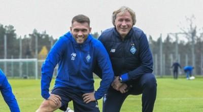 Бурбас: «Гравці «Динамо» очікували на відставку Михайличенка ще після провалу у Лізі Європи»