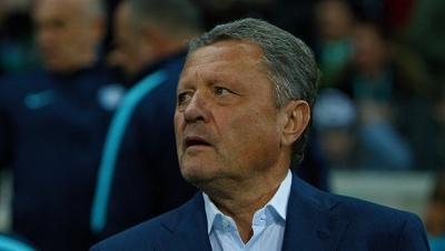 Контракт Маркевича з ФФУ закінчується влітку