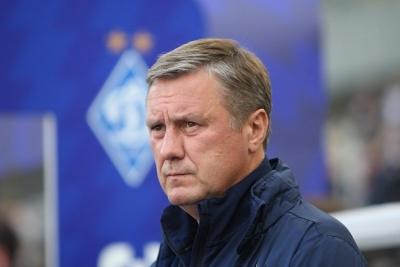 Хацкевич зізнався, кого з гравців «Динамо» хотів би вдарити