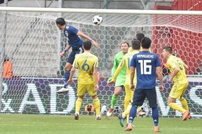 Японські ЗМІ після матчу з Україною: «Залишився неприємний осадок»