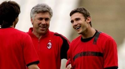 Лобановський – великий Маестро Кальчо, а Шевченко забив найважливіший гол в історії «Мілана». Правила життя Карло Анчелотті