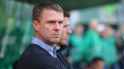 Ребров: «Ворскла» заслужила этот финал, но фаворитом считаю «Динамо»