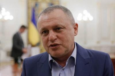 Ігор Суркіс: «Команда почала сприймати методи Михайличенка»