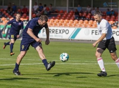Як змінився Саленко за 5 років після відходу з «Футболів»