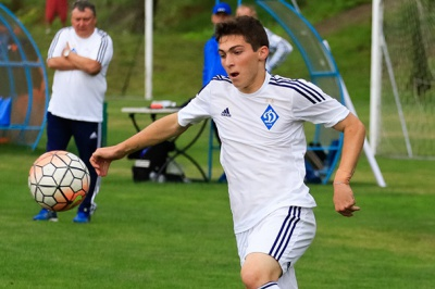 «Динамо» U-19 поповнилося молодим вихованцем