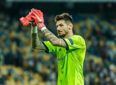 Денис Бойко став 54-м капітаном «Динамо»