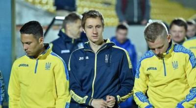 Гравець збірної України зацікавив польський клуб