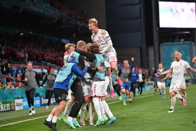Дания отправила Россию домой, а Бельгия обыграла Финляндию, сделав нас на один шаг ближе к плей-офф
