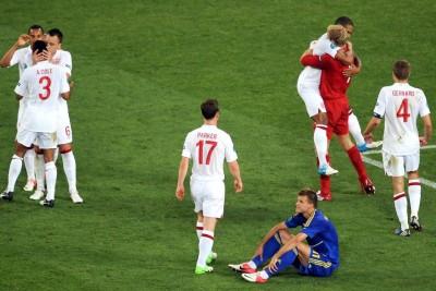 Як Джеррард познущався з Ярмоленка – УЄФА пригадав скандальний матч Євро-2012
