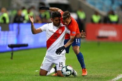 Карлос Самбрано у складі збірної Перу вийшов у фінал Копа Америка