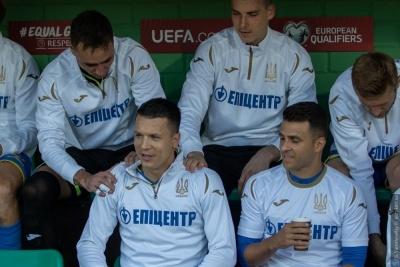 Четверо украинцев представили в сборной новые клубы