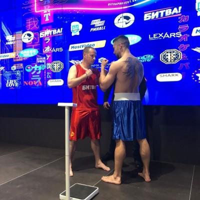 Сегодня Алиев выйдет на боксерский ринг в проекте «Битва»
