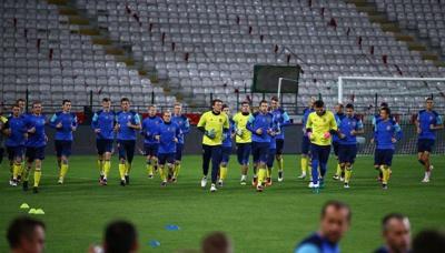 Хорватія – Україна: порівняння вартості команд та ігрового часу футболістів