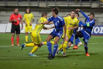 Динамівець Денис Попов: «У матчах із Латвією та Андоррою потрібно було взяти шість очок»