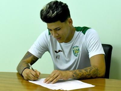 Карраскаль офіційно став гравцем «Карпат»
