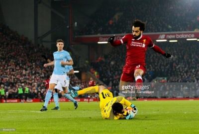 «Ліверпуль» - «Манчестер Сіті»: прогноз букмекерів