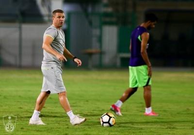 «Аль-Ахлі» Реброва не втримав перемогу в матчі чемпіонату Саудівської Аравії