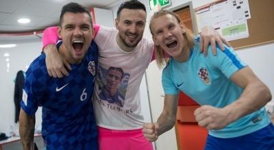 Домагой Віда: «Ми досягли мети - вийшли на чемпіонат світу»