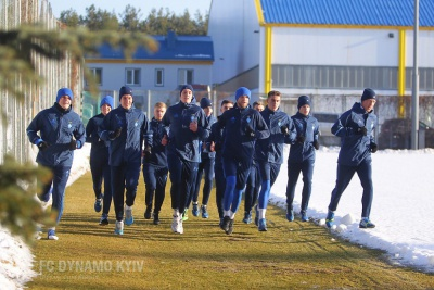 Спаринги клубів УПЛ. Зима-2017