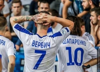«Динамо» 0:2 «Карпати»: фотозвіт