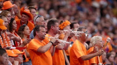 Голландские болельщики: «Австрия слабее Украины»