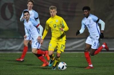 Збірна України U-21 побореться з Шотландією за друге місце у групі