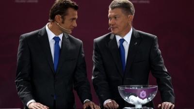 Блохин сравнил свою сборную Украины с командой Шевченко