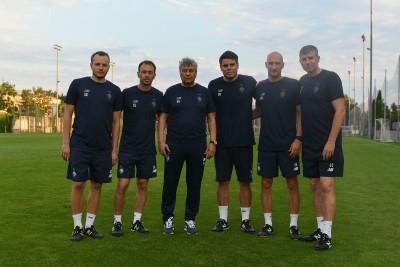 Тренерський інтернаціонал «Динамо». Хто буде допомагати Луческу в Києві?