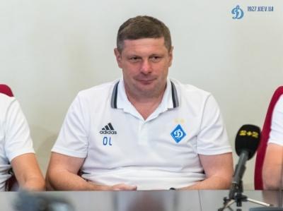 Олег Лужний: «В «Динамо», на жаль, немає двадцять рівноцінних гравців»