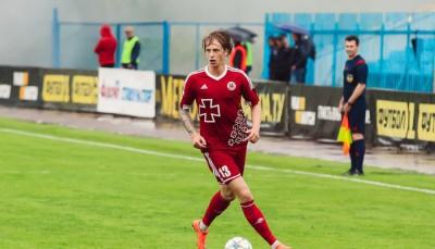 Артем Шабанов: «Динамо» добре використало наші вільні зони»