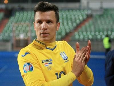Transfermarkt: Коноплянка — единственный подешевевший футболист сборной Украины
