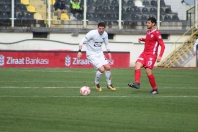 Селезньов врятував свій клуб від поразки в матчі із «Антальяспором»