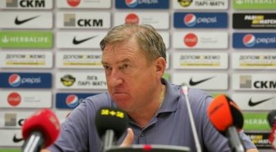 Грозный: «Вацко, ты лучше занимайся комментированием, а не рассказывай, как тренер должен работать!»