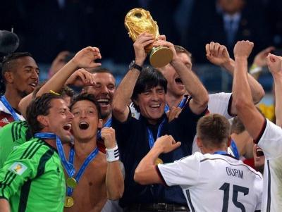 Німеччина: довгий шлях до перемоги