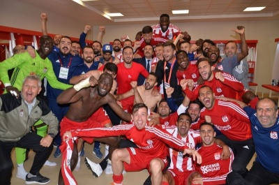 Команда Рибалки вийшла в лідери чемпіонату Туреччини