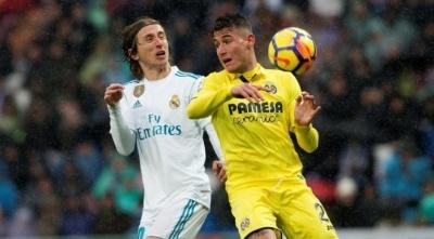 «Реал» сенсаційно поступився «Вільяреалу» на «Сантьяго Бернабеу»