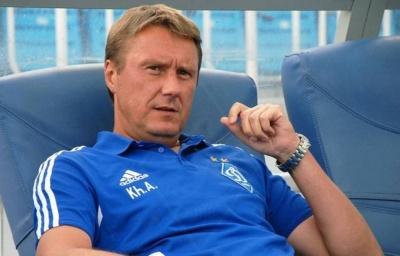 Олександр Хацкевич: «Ми повинні бути готовими замінити Ярмоленка і Віду»